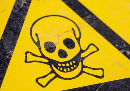 Опасные виды дезинсекции